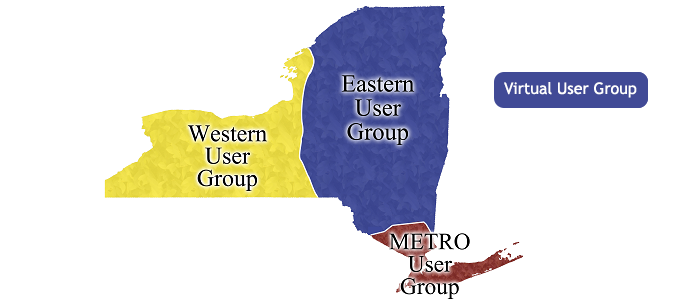 user groups map